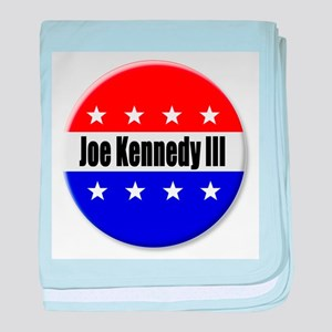 Joe Kennedy baby blanket