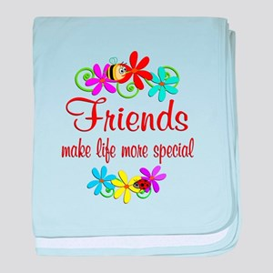 Special Friend baby blanket