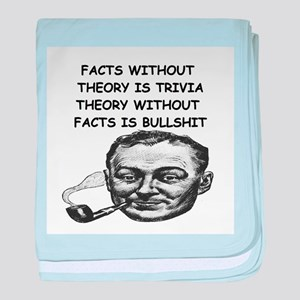 facts & theory Infant Blanket