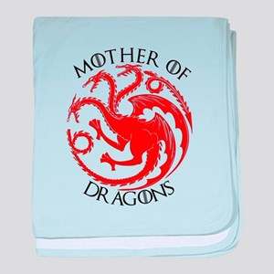 Mother of Dragons baby blanket