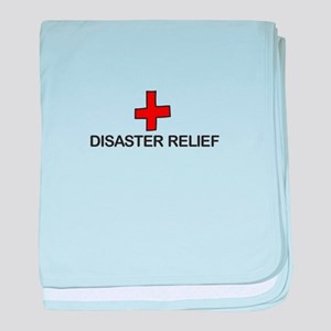 Disaster Relief baby blanket
