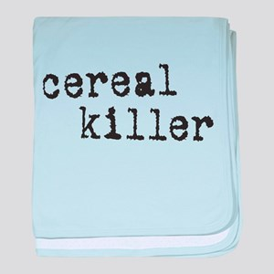Cereal Killer Infant Blanket