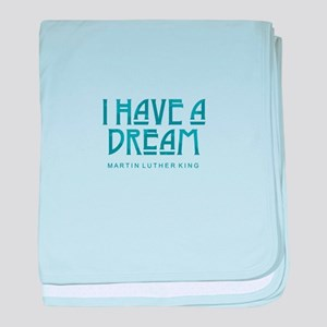 I Have a Dream baby blanket