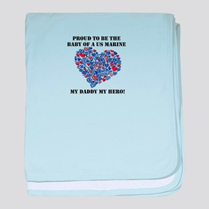 Customize Your Gift baby blanket