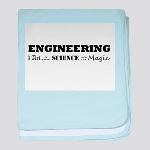 Engineering Definition baby blanket