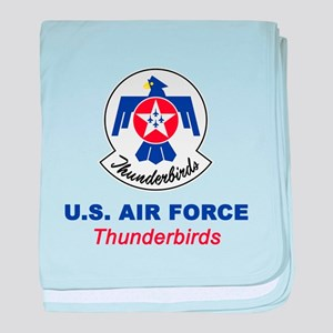 U.S. Air Force Thunderbirds baby blanket
