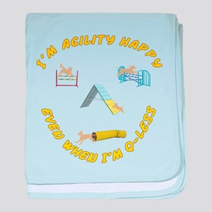 Agility Happy baby blanket