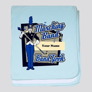 Marching Band Uniform Baby Blankets - CafePress