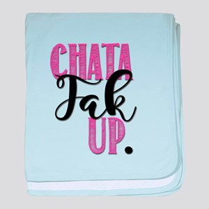 chata fup blk baby blanket