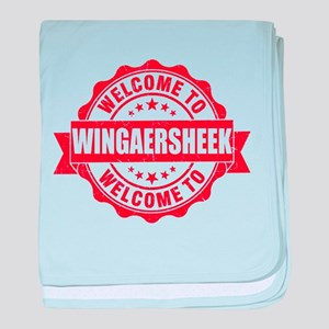 Summer Wingaersheek- massachusetts baby blanket