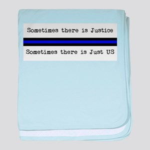 Justice_Just Us baby blanket
