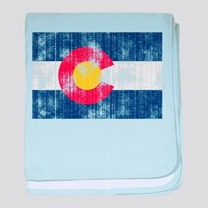 Colorado Infant Blanket