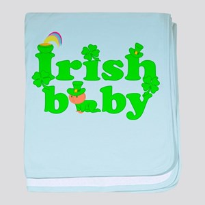 Irish Baby baby blanket