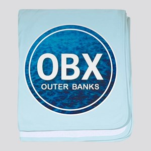 OBX - Outer Banks baby blanket
