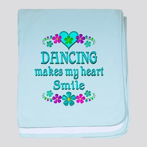 Dancing Smiles baby blanket