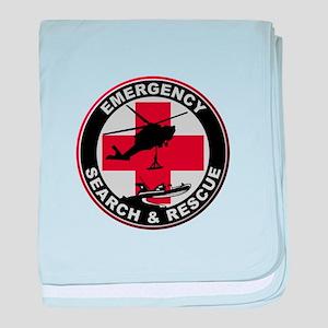 Emergency Rescue baby blanket