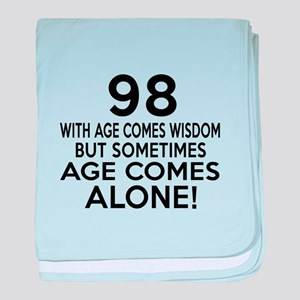 98 Awesome Birthday Designs baby blanket