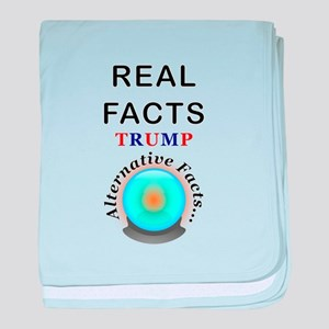 Facts Trump Alternative baby blanket