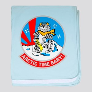 VF-111 Sundowners baby blanket