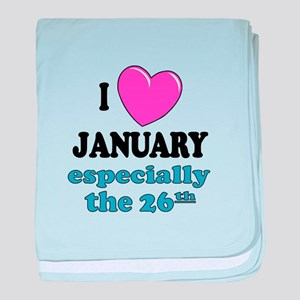 PH 1/26 Infant Blanket