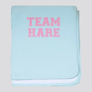 Team Hare Infant Blanket