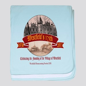Westfield Homecoming 2011 baby blanket