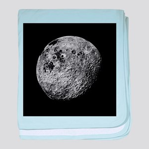Far side of the Moon - Baby Blanket
