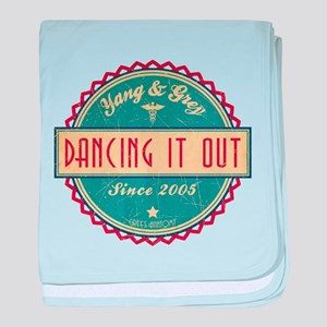 Dancing It Out Since 2005 Infant Blanket