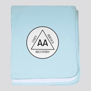 UNITY RECOVERY SERVICE baby blanket