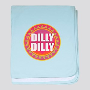 Dilly Dilly baby blanket