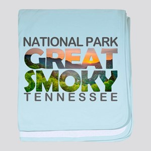 Great Smoky Mountains - Tennessee, No baby blanket