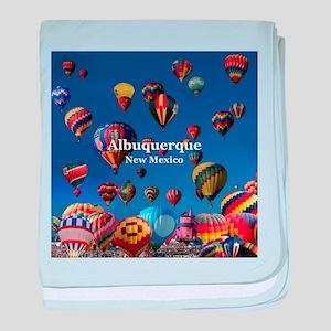 Albuquerque baby blanket