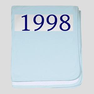 1998 baby blanket