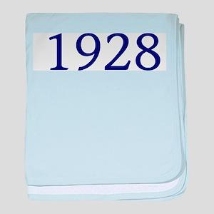 1928 baby blanket