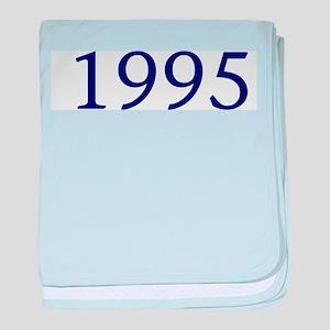 1995 baby blanket