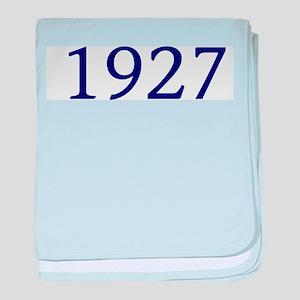 1927 baby blanket