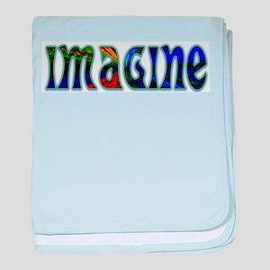 IMAGINE baby blanket