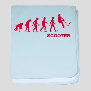 Darwin Ape to man Evolution Push Kick Scooter baby