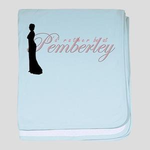 pemberley baby blanket