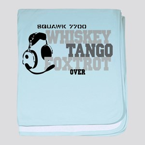 Aviation Infant Blanket