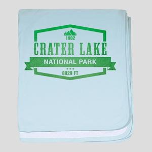 Crater Lake National Park, Oregon baby blanket