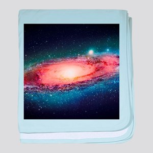 Milky Way baby blanket