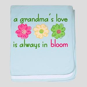 Grandma's Love baby blanket