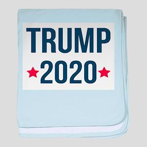 Trump 2020 - 2016 trump,2020 Trump,am baby blanket
