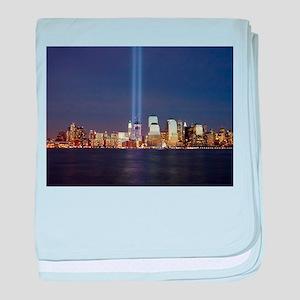 9 11 Tribute of Light Infant Blanket