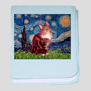 5.5x7.5-Starry-MCoon12B baby blanket
