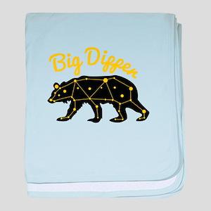Big Dipper baby blanket