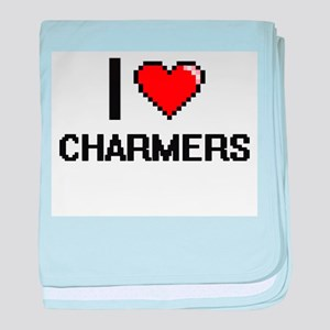 I love Charmers Digitial Design baby blanket