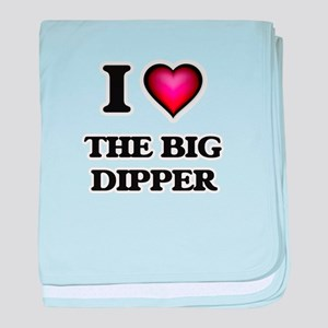 I love The Big Dipper baby blanket