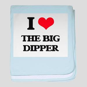 the big dipper baby blanket